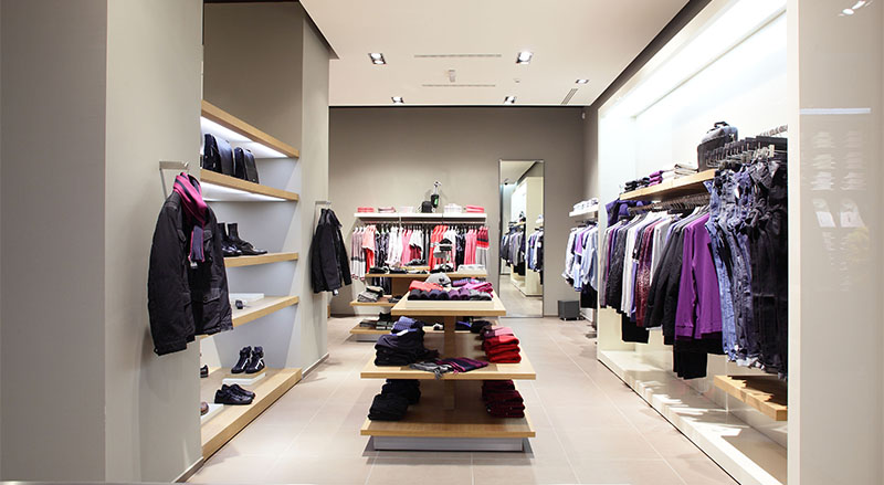 Lighting for Retail Stores - SELF